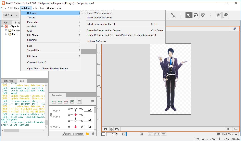 Download Live2D Cubism 3 3 03