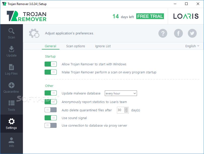 Loaris Trojan Remover 3.0.79
