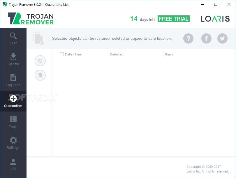 download loaris trojan remover serial key