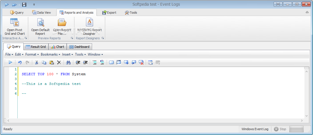 log parser lizard download