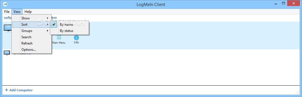 Download LogMeIn Pro 4 1 12700