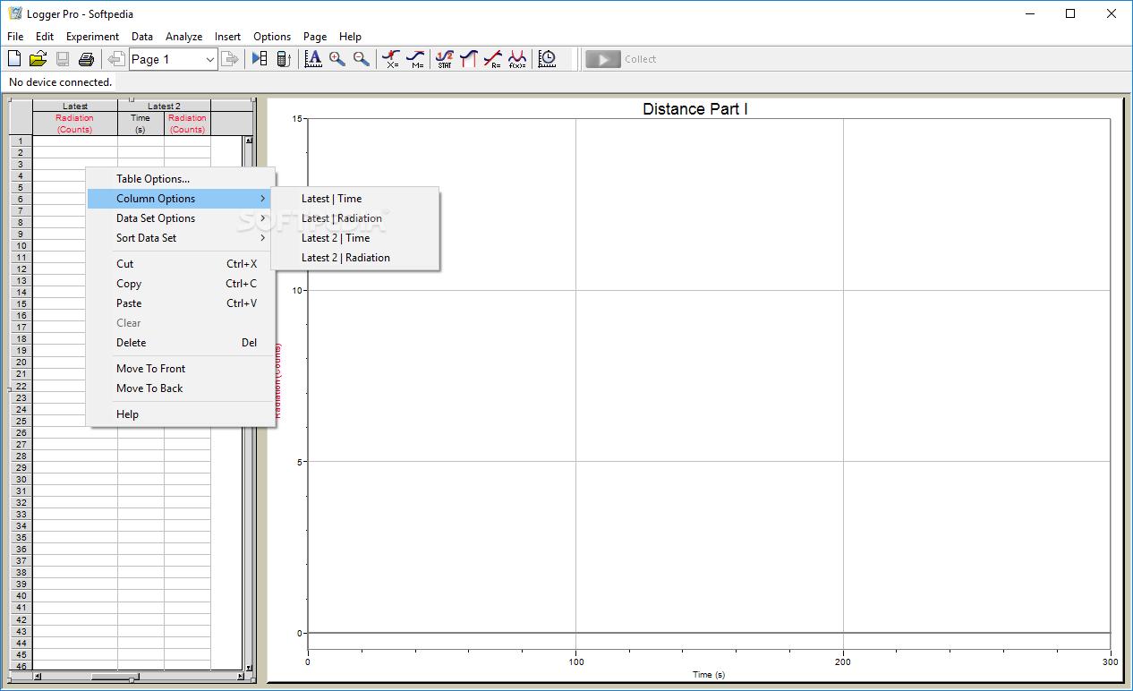Logger Pro screenshot #0