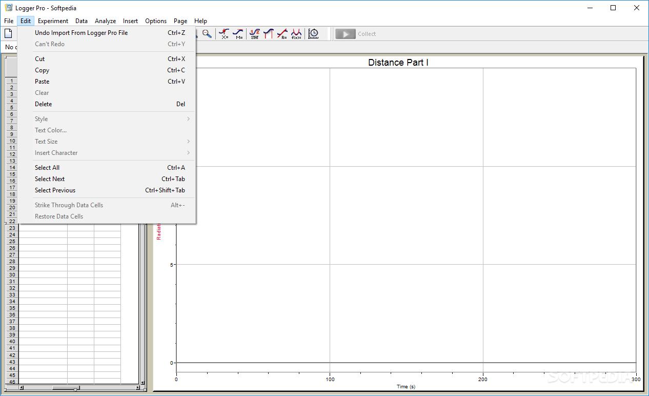 Logger Pro screenshot #2
