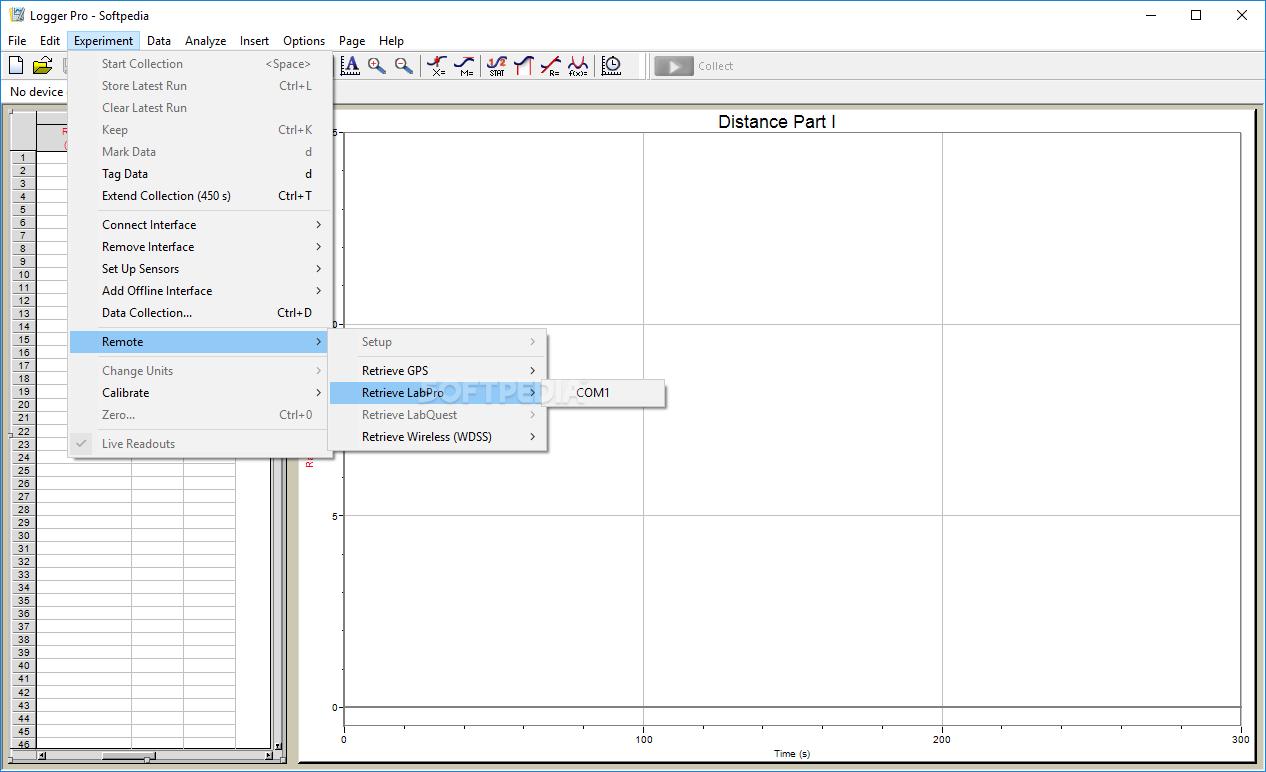 Logger Pro screenshot #3