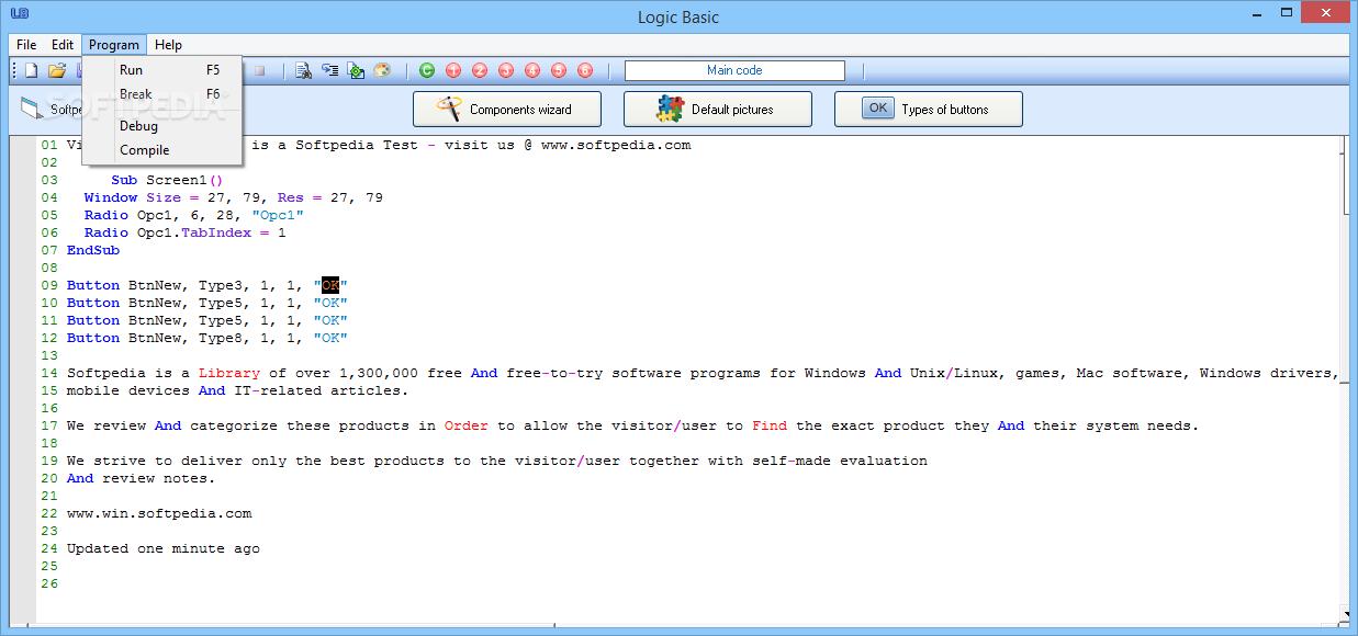 Download Logic Basic 1 0 49