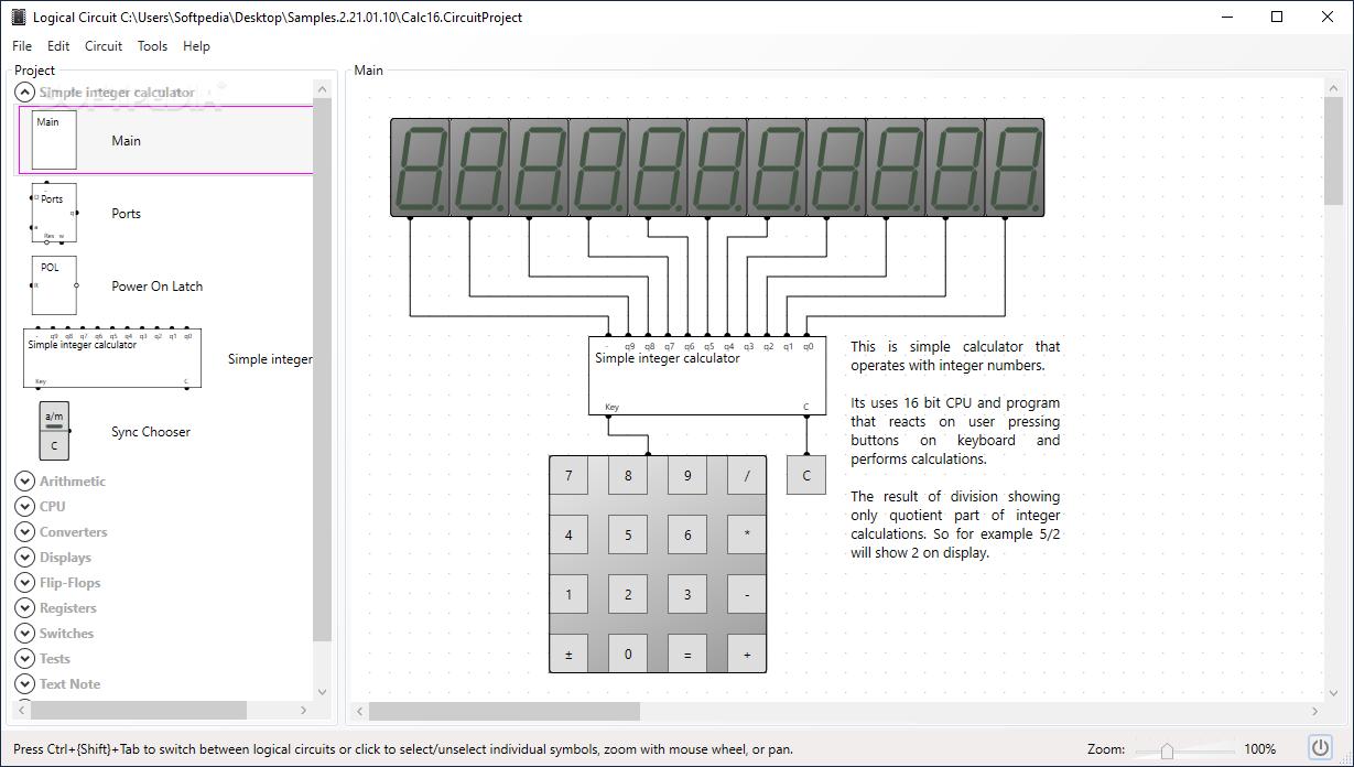 download aplikasi logic circuit designer
