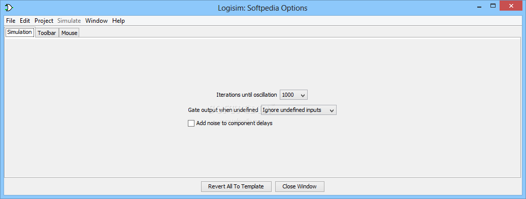 Download Logisim 2 7 1 / 2 7 2 255 Development