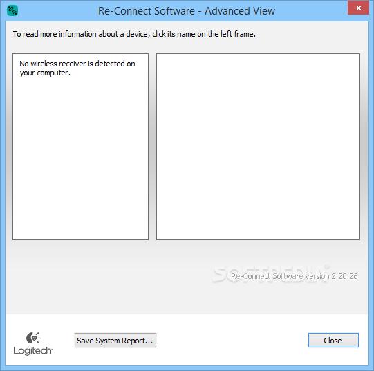 Download Logitech Connection Utility 2 20 28 0