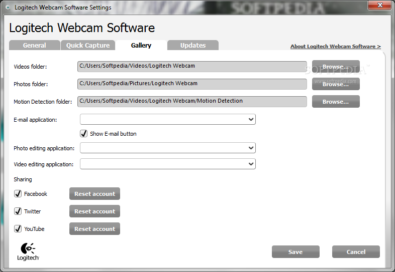 Logitech webcam software free download for windows 7 32 bit