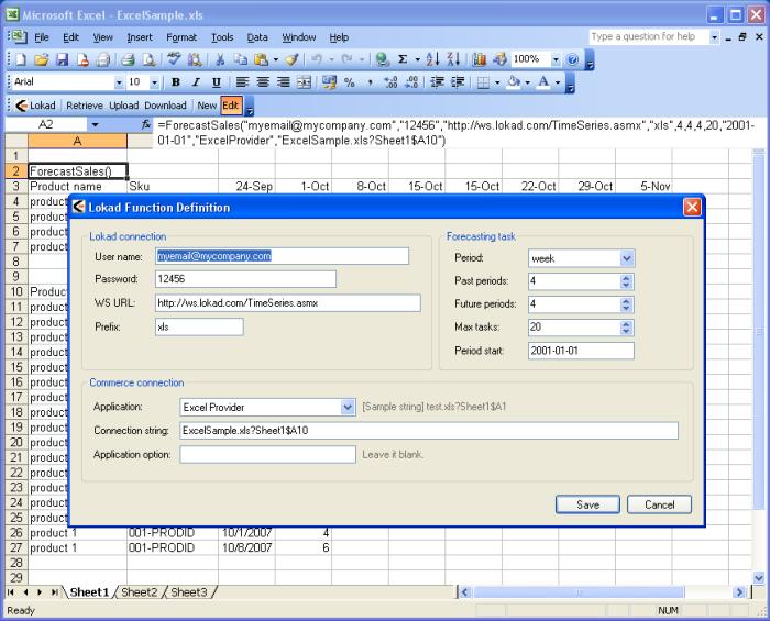 Download Lokad Excel Sales Forecasting 1 0 0