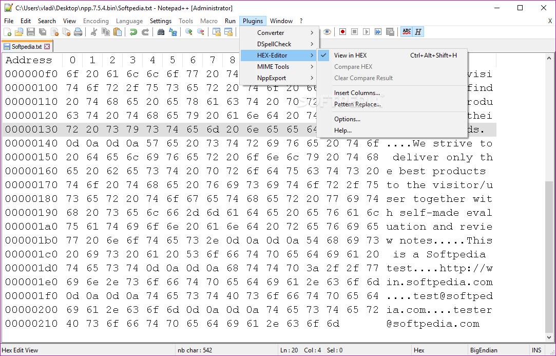 Download HEX-Editor 0 9 5