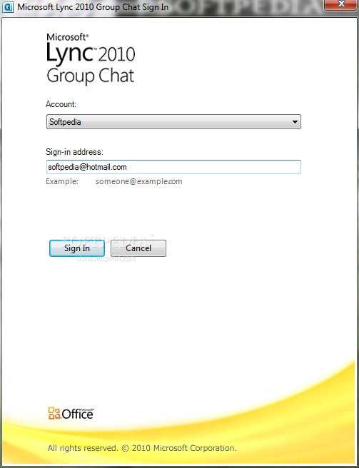Microsoft Lync 2010 Group Chat Download