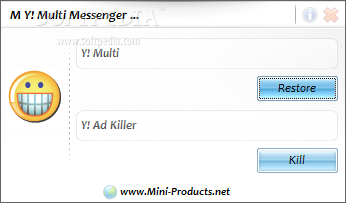 M Multi Yahoo Messenger