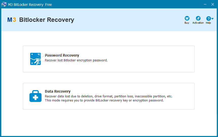 Download M3 Bitlocker Recovery 5 8