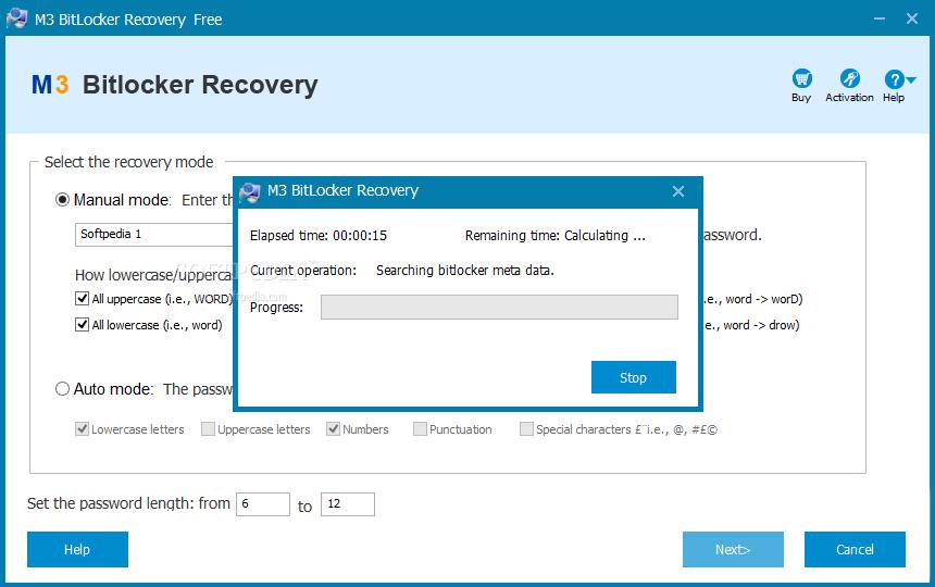 Download M3 Bitlocker Recovery 5 8