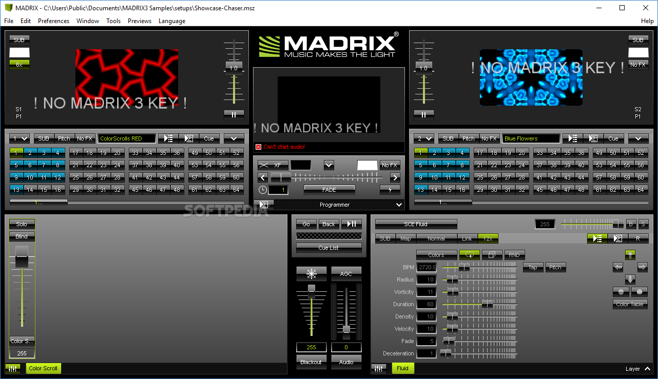 madrix led lighting control software crack