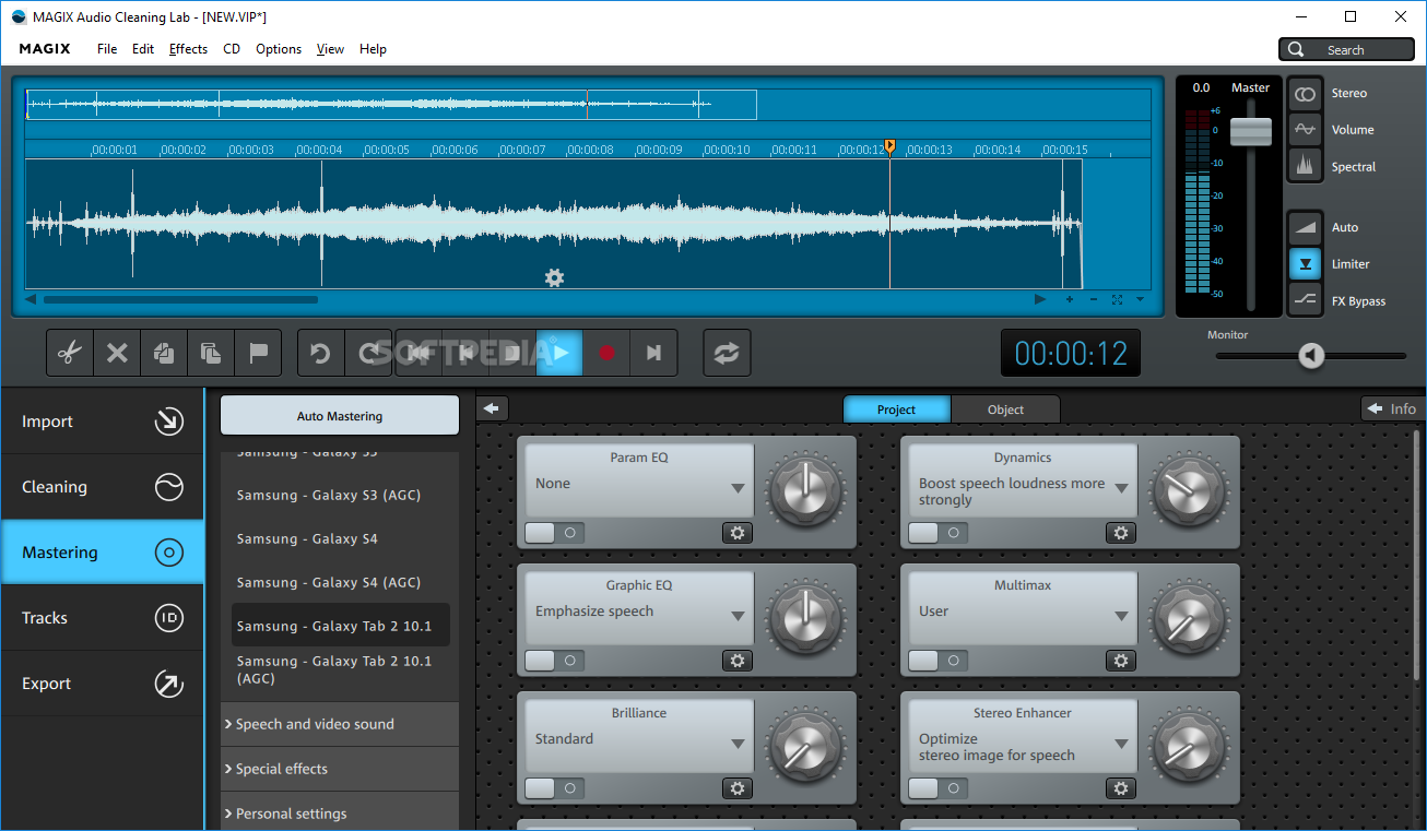 Forum for MAGIX audio software
