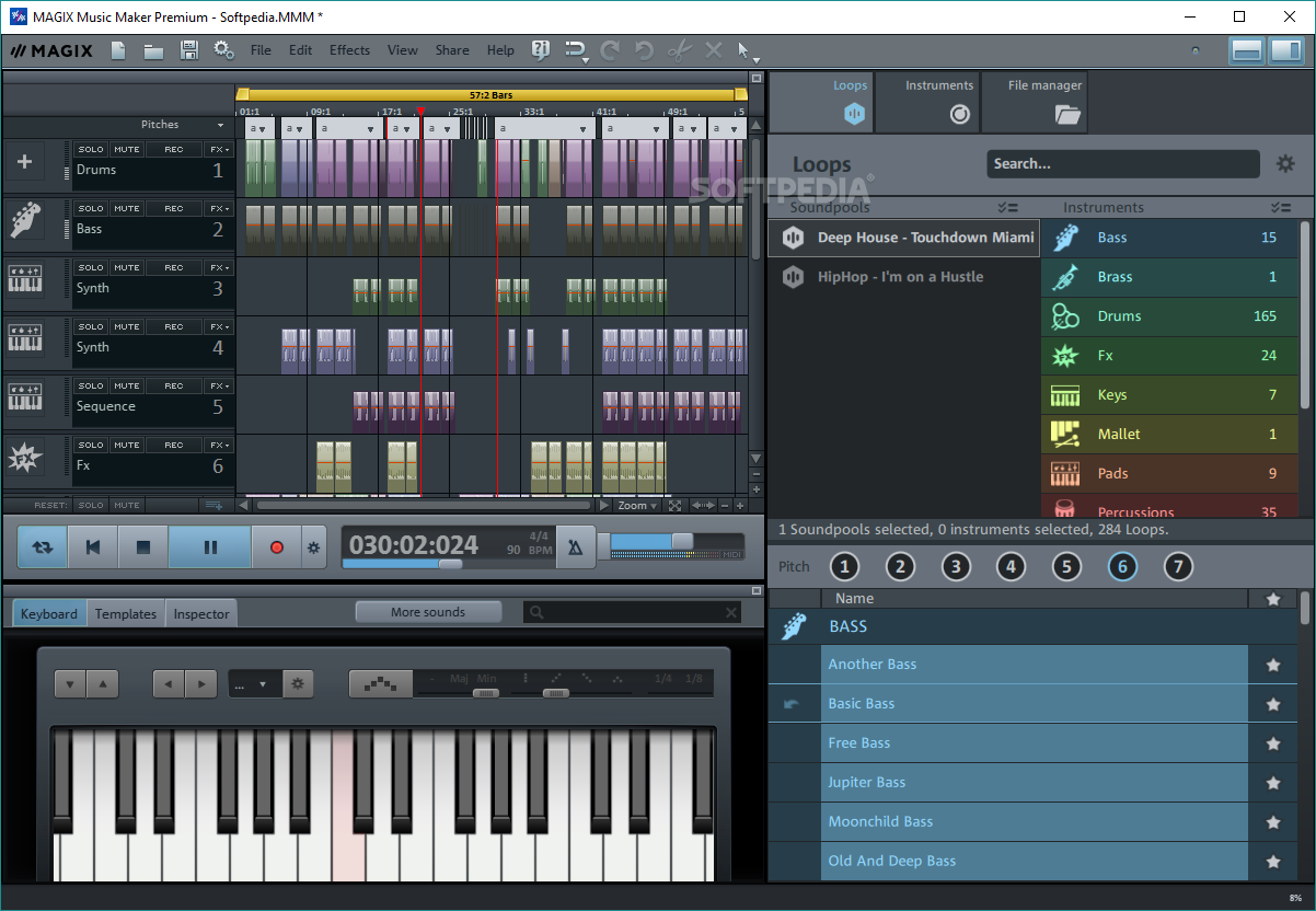 Magix Music Maker 2018 Free Edition Download