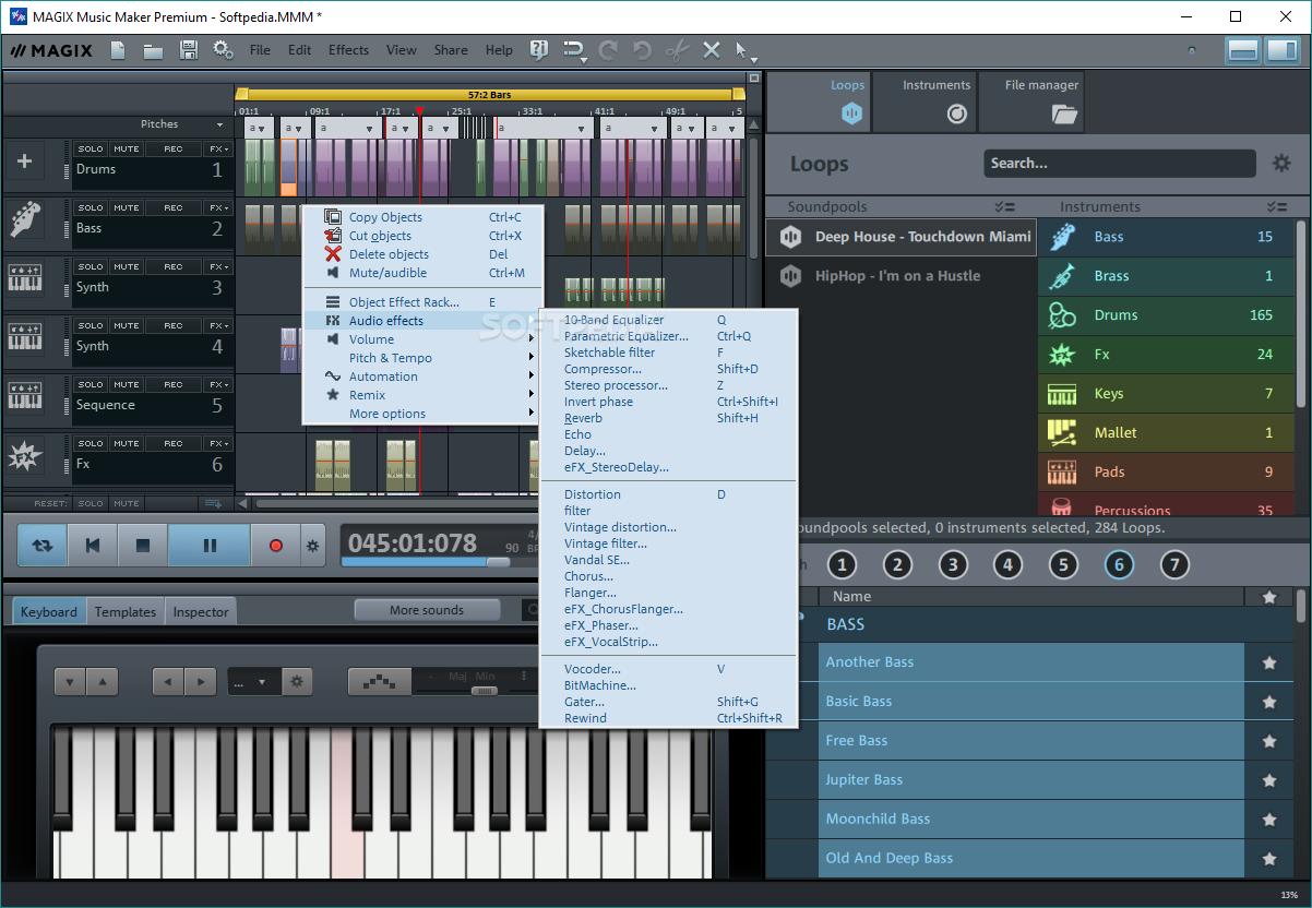 download magix music maker premium 27 0 2 28