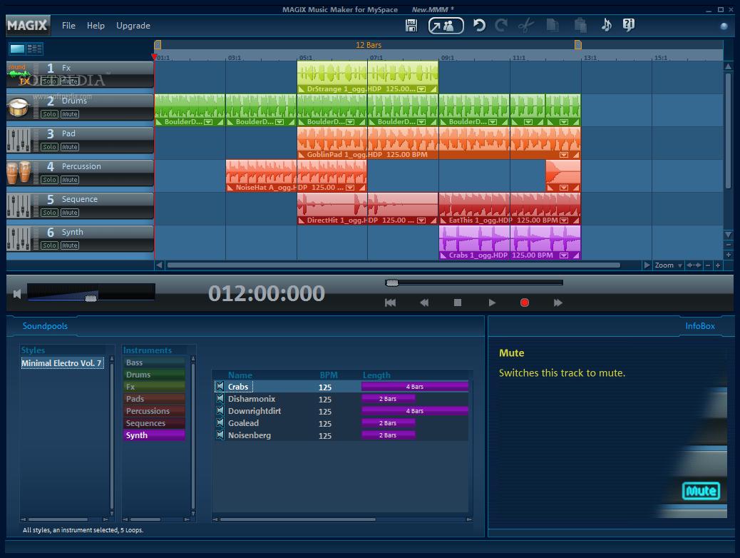 magix music maker 15 for mac