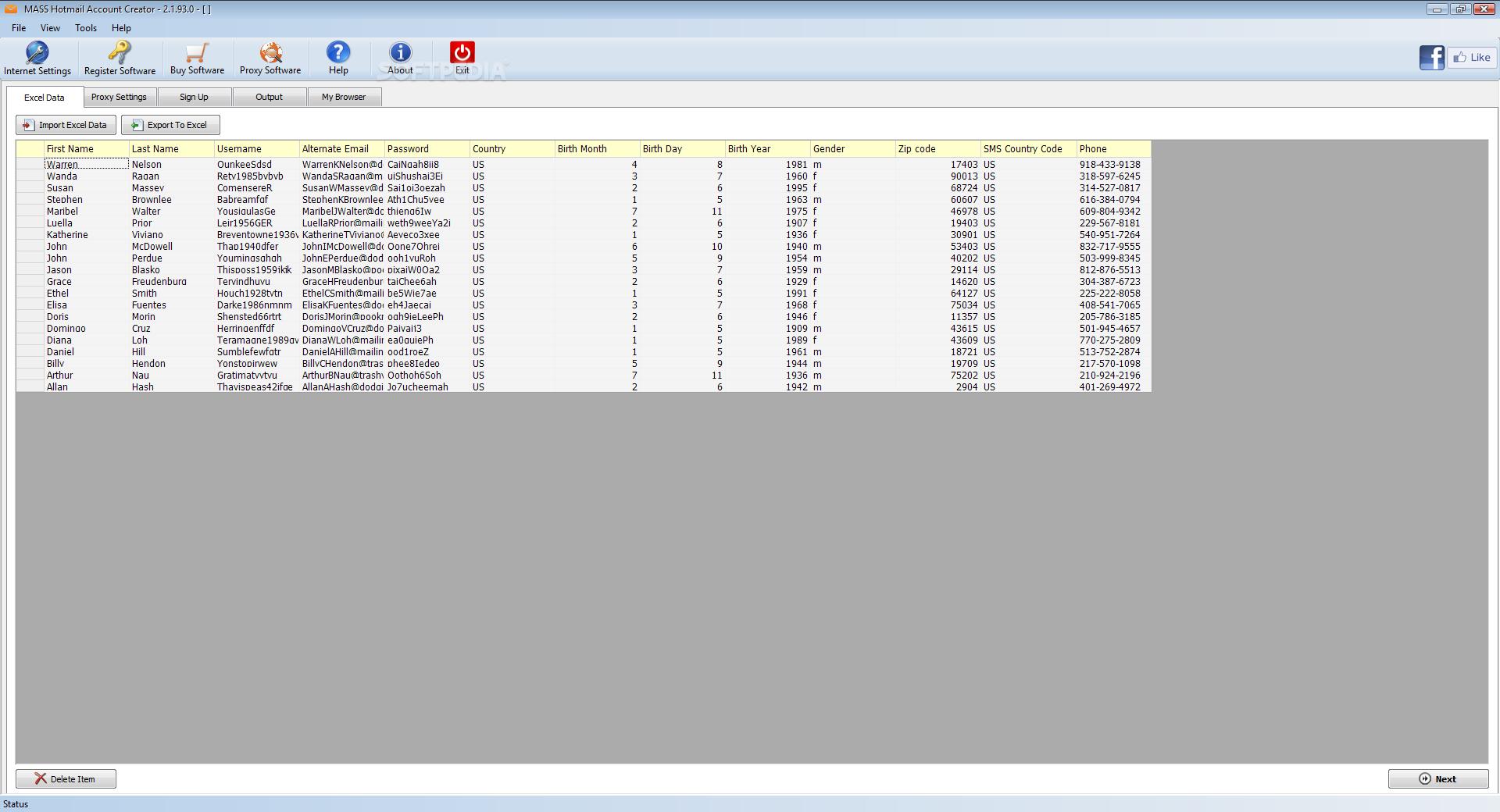 Remote desktop manager 2.7