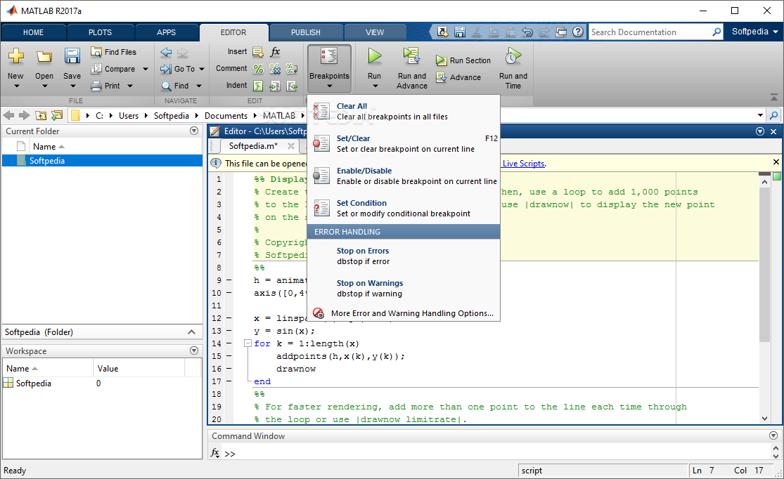 Download MATLAB R2019a Update 1