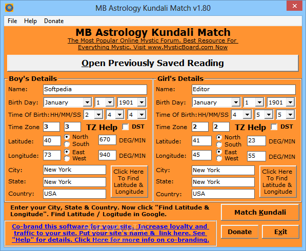Free kundali match making software download