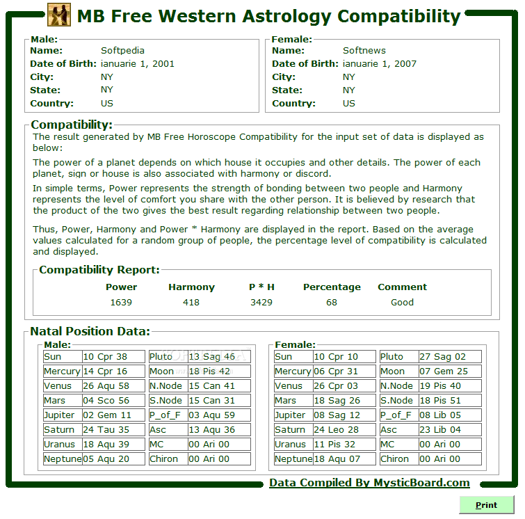 Download Mb Free Horoscope Compatibility 185