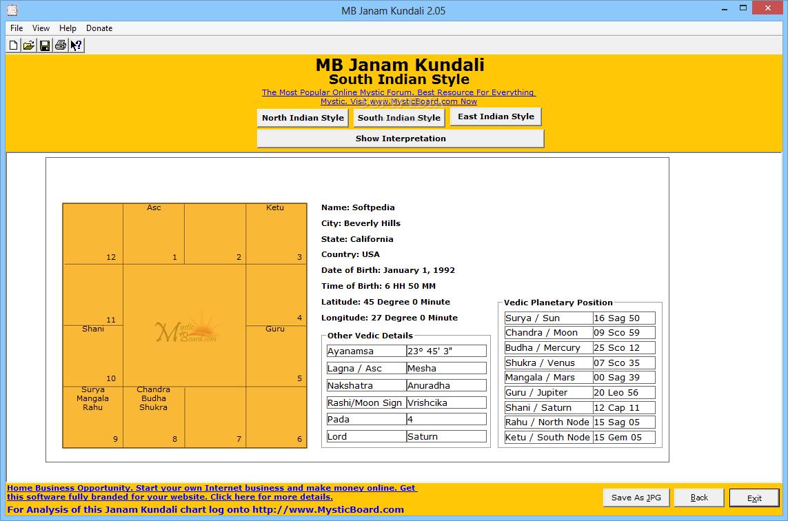 janam kundali software free download full version