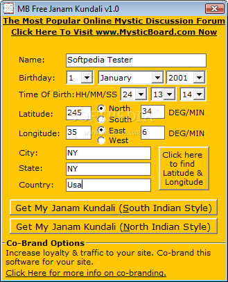 Fortune teller online based on date of birth in Perth