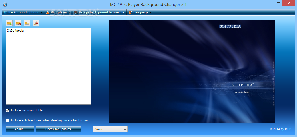 Download MCP VLC Player Background Changer 2 2