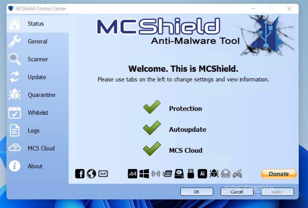 Download Mcshield 3 0 5 28