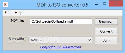 convert mdf to iso mac free