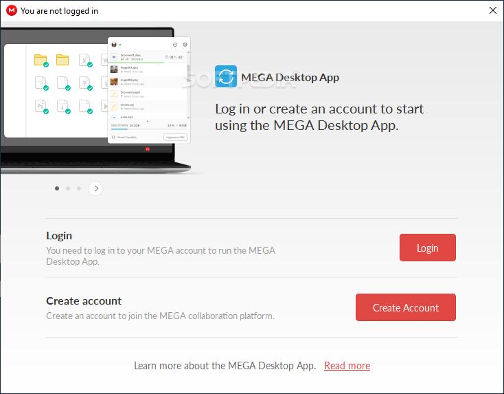 Download MEGAsync 4 2 4