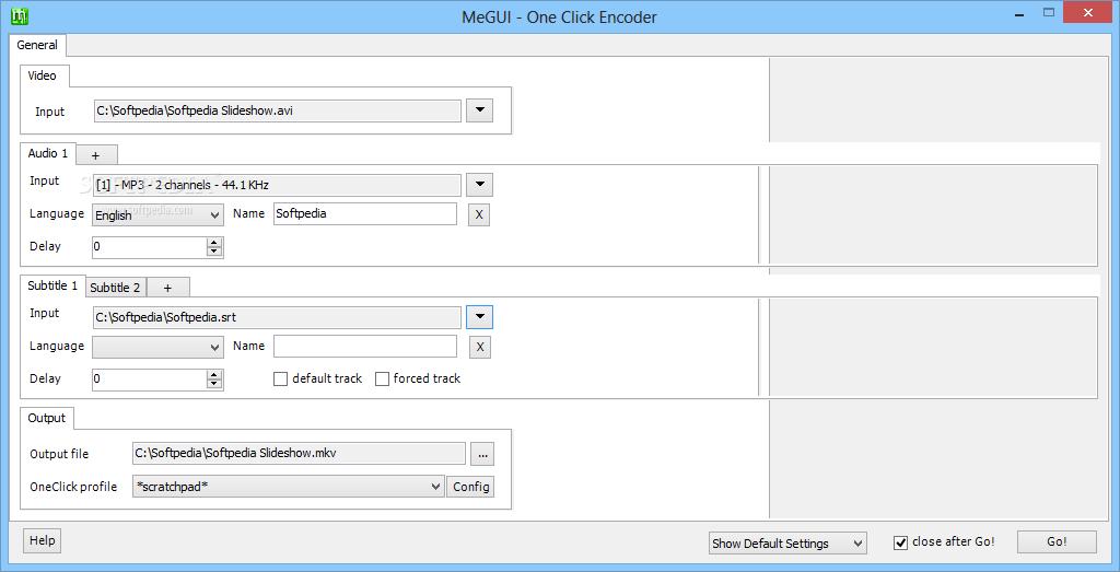 Download MeGUI 2896