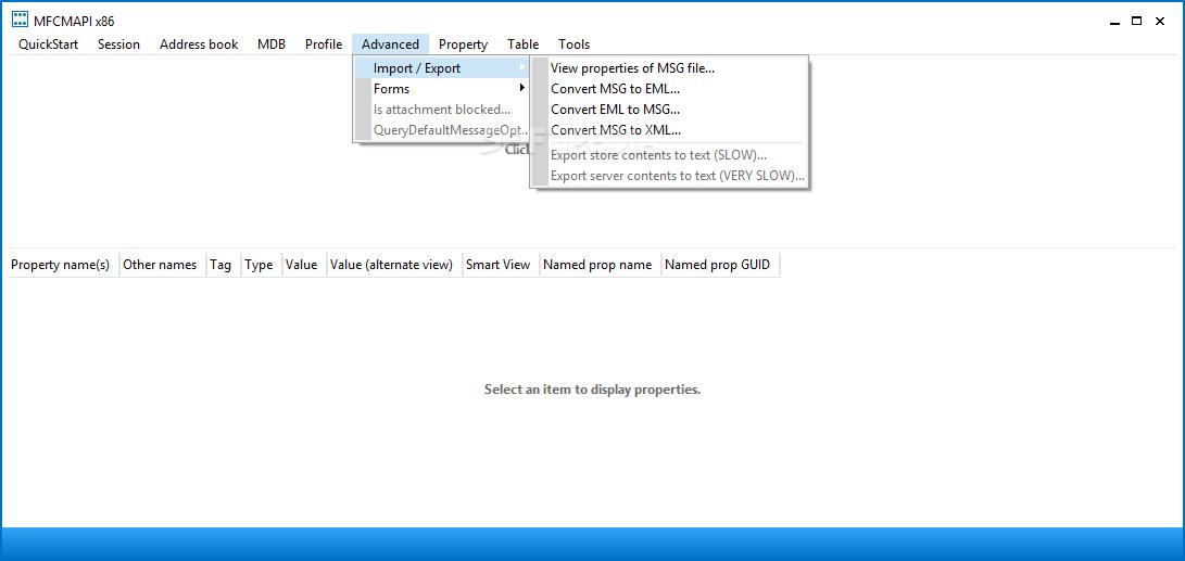 mfcmapi exchange 2013 download