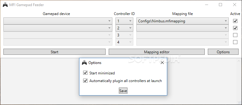 Download MFI Gamepad Feeder 2 0 1 / 2 0 2 Pre-release