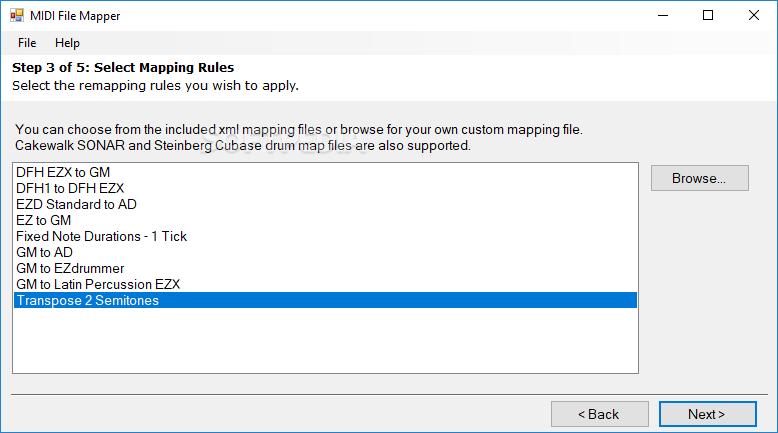 Download MIDI File Mapper 0 5 36