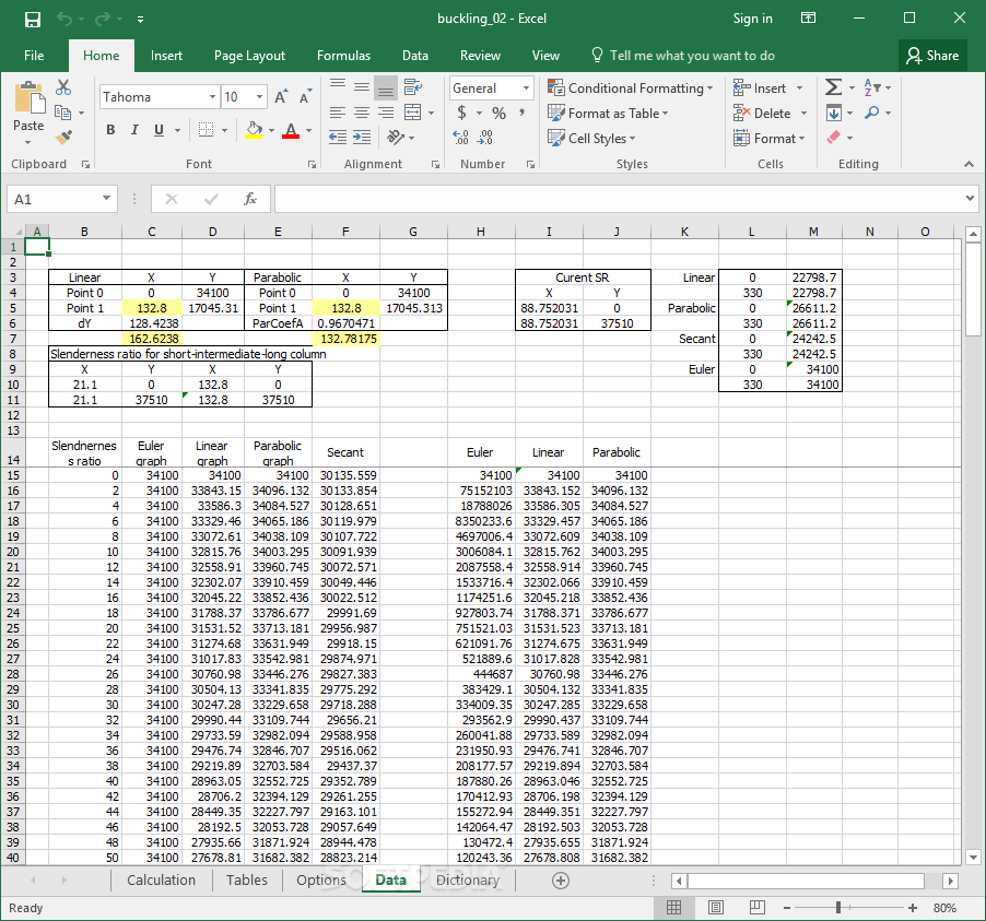 Download MITCalc - Buckling Calculation 1 22