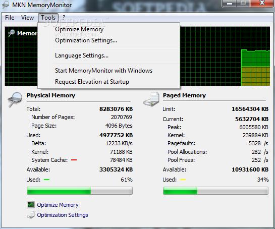 mkn memorymonitor 2.0