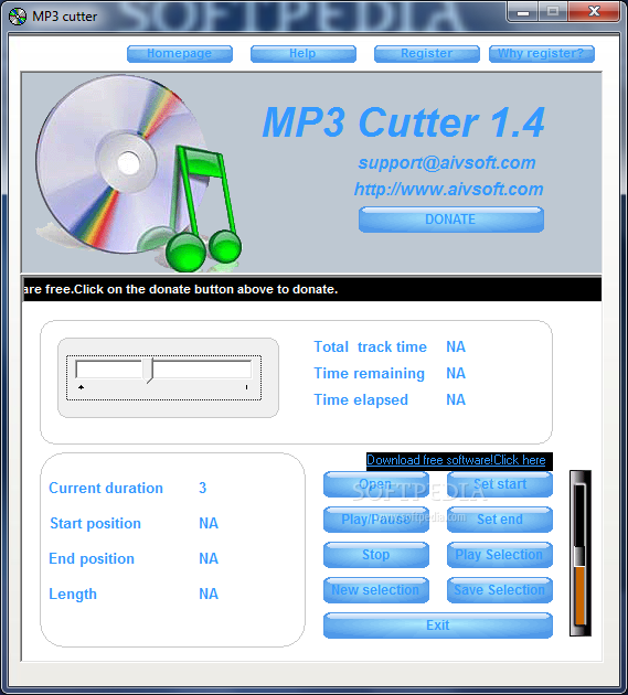 mp3 music cutter free download
