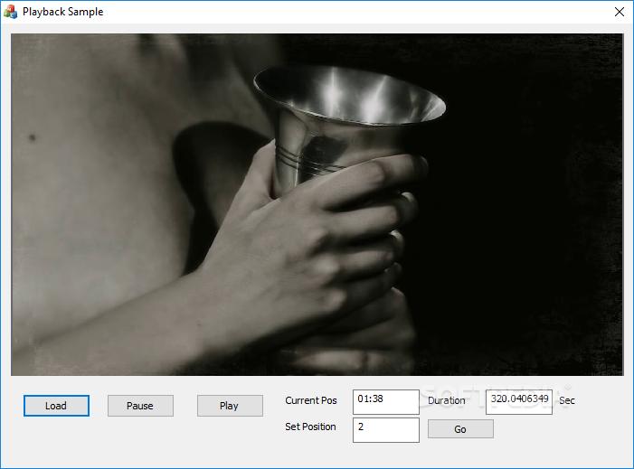 Download MP4 MOV Decoder Directshow Filter SDK 10