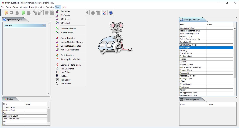 Download MQ Visual Edit 2 4 0 0