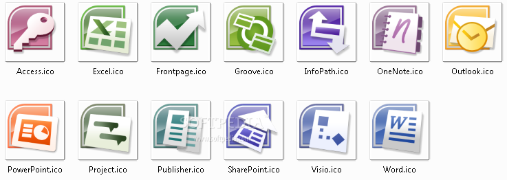 Download Ms Office 2007 Icons Pack