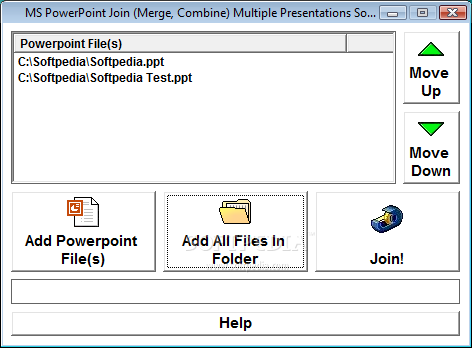 download ms powerpoint join merge combine multiple presentations