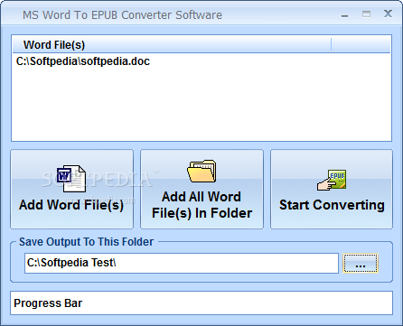 doc to epub converter download