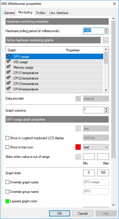 Download MSI Afterburner 4 6 1 Build 15561 / 4 6 2 Build 15658 Beta 2