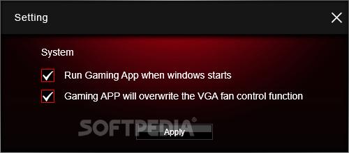 Download MSI Gaming App 6 2 0 83
