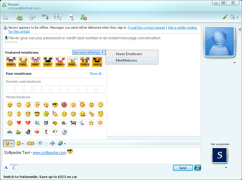 Pictures For Msn Messenger. Windows Live Messenger