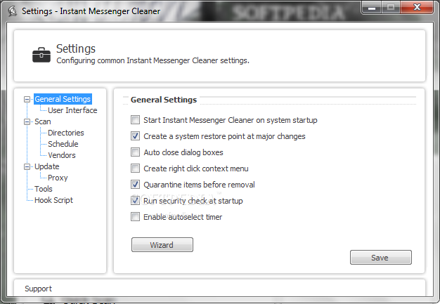 wikikou messenger cleaner